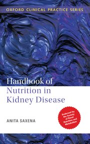 Cover for   Handbook of Nutrition in Kidney Disease
