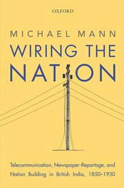 Cover for   Wiring the Nation
