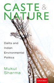 Cover for   Caste and Nature