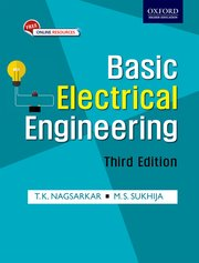 Cover for   Basic Electrical Engineering
