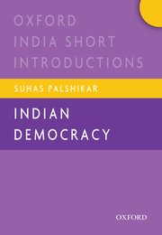 Cover for   Indian Democracy
