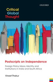Cover for   Postscripts on Independence