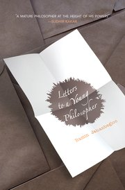 Cover for   Letters to a Young Philosopher