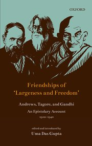 Cover for   Friendships of Largeness and Freedom