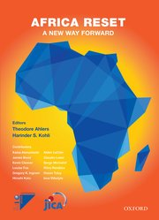 Cover for   Africa Reset