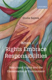 Cover for   When Rights Embrace Responsibilities