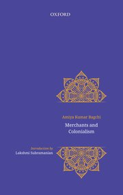 Cover for   Merchants and Colonialism
