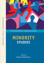 Cover for   Minority Studies (OIP)