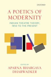 Cover for   A Poetics of Modernity