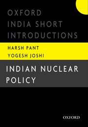 Cover for   Indian Nuclear Policy