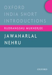 Cover for   Jawaharlal Nehru