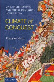 Cover for   Climate of Conquest