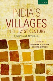 Cover for   Indias Villages in the 21st Century