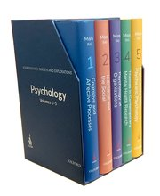 Cover for   Psychology Volumes 1-5