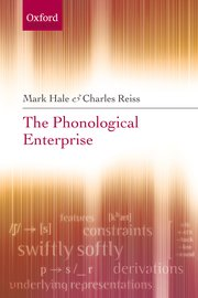 Cover for   The Phonological Enterprise