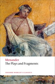 Cover for   The Plays and Fragments