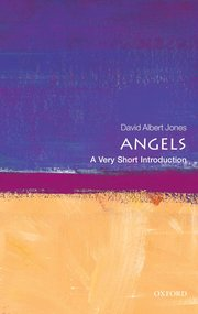 Cover for   Angels: A Very Short Introduction