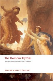Cover for   The Homeric Hymns