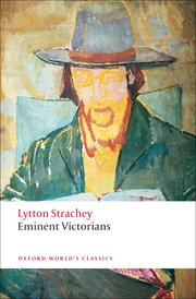 Cover for   Eminent Victorians