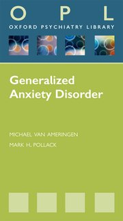 Cover for   Generalized Anxiety Disorders