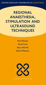 Cover for   Regional Anaesthesia, Stimulation, and Ultrasound Techniques