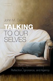 Cover for   Talking to Our Selves