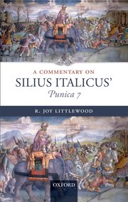 Cover for   Commentary on Silius Italicus, Punica 7