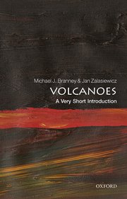 Cover for   Volcanoes: A Very Short Introduction