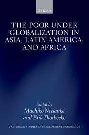Cover for   The Poor under Globalization in Asia, Latin America, and Africa