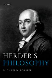 Cover for   Herders Philosophy
