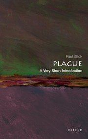 Cover for   Plague: A Very Short Introduction