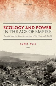 Cover for   Ecology and Power in the Age of Empire