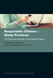 Cover for   Respectable Citizens - Shady Practices