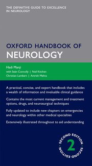 Cover for   Oxford Handbook of Neurology
