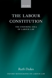 Cover for   The Labour Constitution