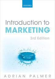 Cover for   Introduction to Marketing