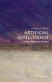 Cover for   Artificial Intelligence: A Very Short Introduction