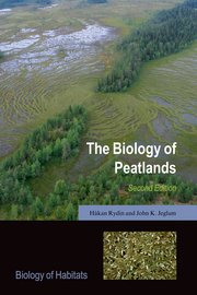 Cover for   The Biology of Peatlands, 2e