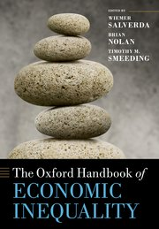 Cover for   The Oxford Handbook of Economic Inequality