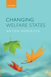Cover for   Changing Welfare States
