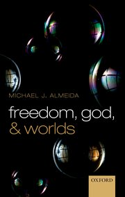Cover for   Freedom, God, and Worlds