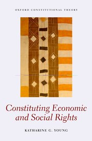 Cover for   Constituting Economic and Social Rights