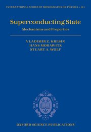 Cover for   Superconducting State