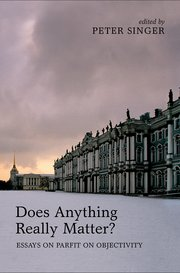 Cover for   Does Anything Really Matter?