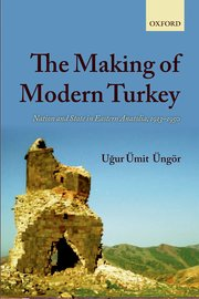 Cover for   The Making of Modern Turkey