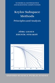 Cover for   Krylov Subspace Methods