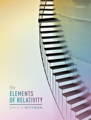 Cover for   The Elements of Relativity