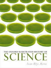 Cover for   The Oxford Illustrated History of Science