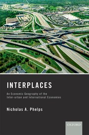Cover for   Interplaces
