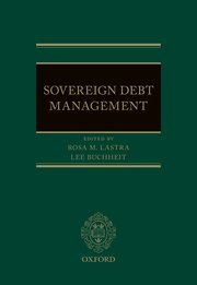 Cover for   Sovereign Debt Management